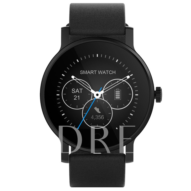 SMA-09 Waterproof Smart Watch Gesture Control Heart