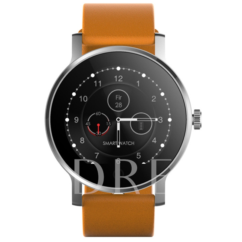 SMA-09 Waterproof Smart Watch Gesture Control Heart Rate Sleep Monitor for IOS/Android