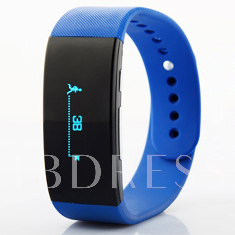 U3 Waterproof Sports Bracelet Heart Rate Activity Monitor Smart Wristband