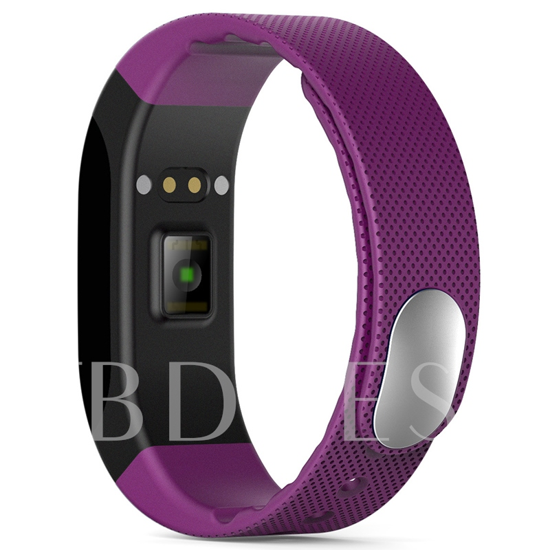 HW88 Bluetooth Smart Watch Band Bracelet Heart Rate Monitor for Apple Android Phones