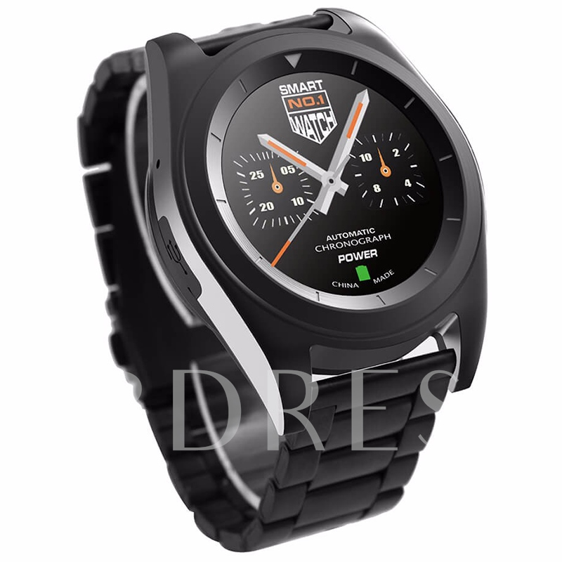 G6 Smart Watch Bluetooth 4.0 Fitness Tracker Heart Rate Monitor for Apple Android Phones