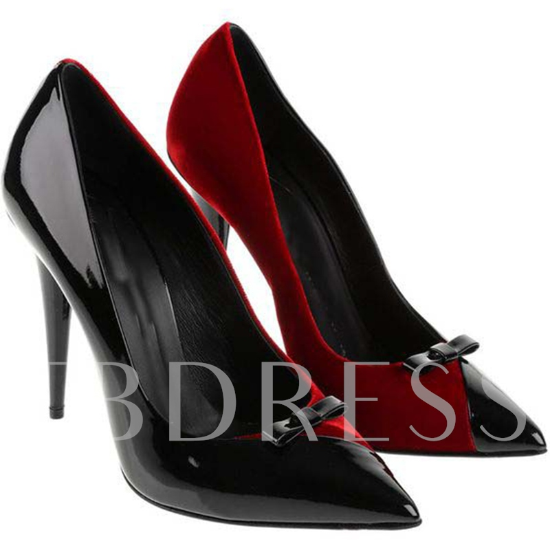 Ultra-High Heel Pointed Toe Stiletto Heel Women's Pumps