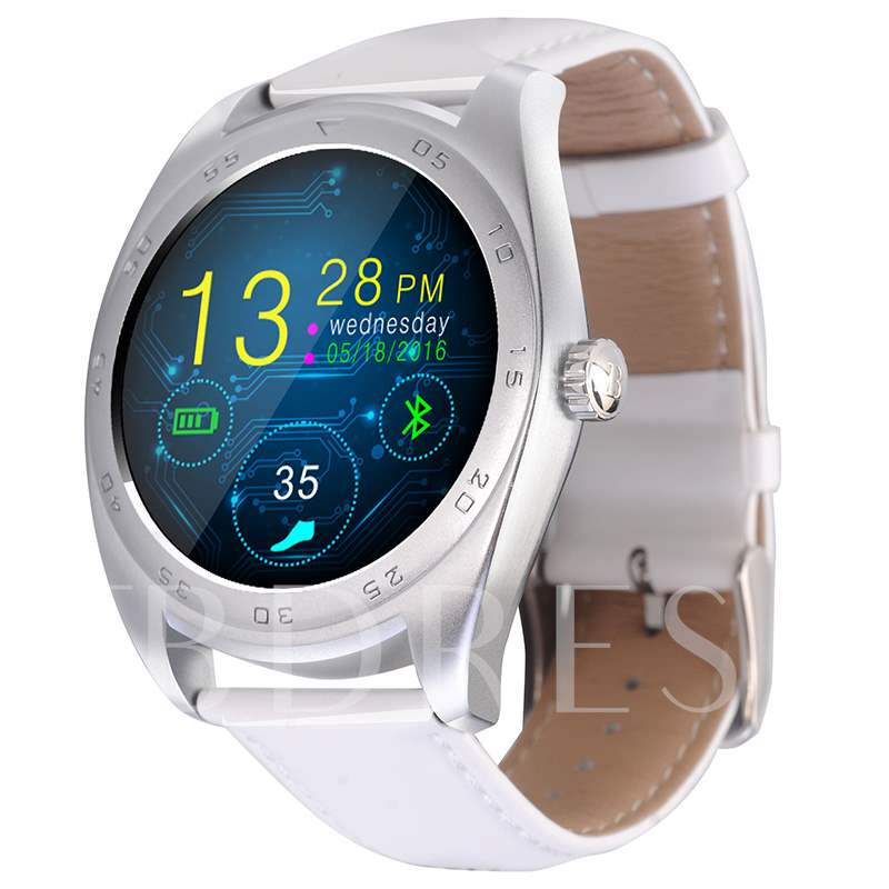 K89 Bluetooth Smart Watch Anti-lost Heart Rate Monitor for Apple Android Phones