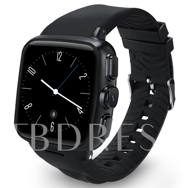 Image of A01 Android Smart Watch Waterproof with Camera Support Wifi/SIM-card/GPS