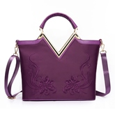 Vogue Chinese Style Embroidery Tote Bag