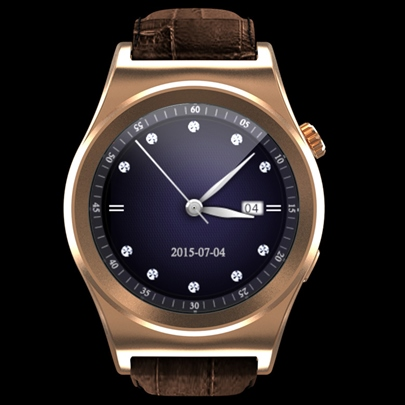 X10 Smart Watches Round Display Business Models Wear