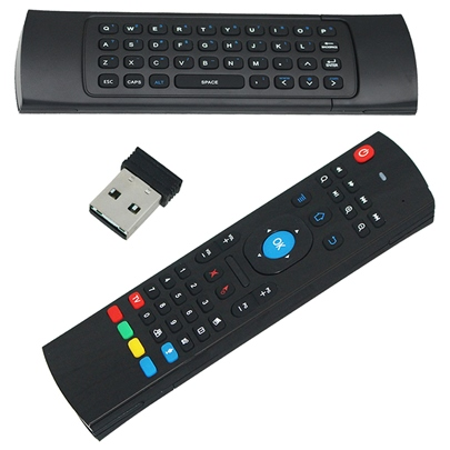 Portable Air Mouse Wireless RC Keyboard Controller for Android TV Box