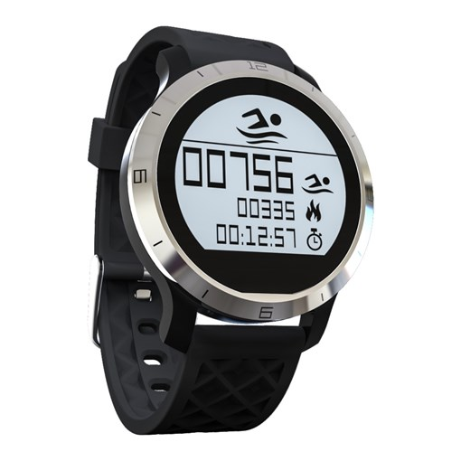 F69 Bluetooth Smart Watch Heart Rate Monitor Water Resistant