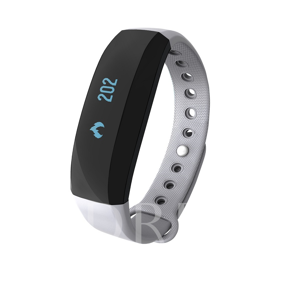 V2 Bluetooth Smart Bracelet Support Remote Control Heart Rate Monitor