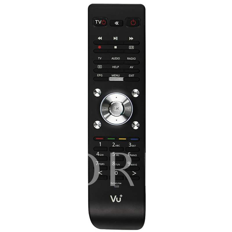 VU Duo 2 Remote Control for TV Box