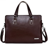 Spectacular Pure Color Composite Men's Tote Bag