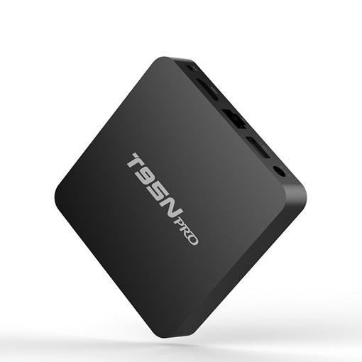 T95N Pro Android TV Box RAM 2G ROM 16G Support Kodi