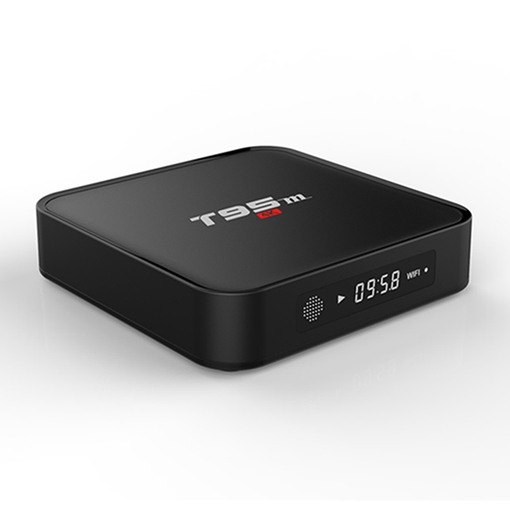 T95M 4K Android TV Box RAM 1G ROM 8G Support Kodi with Schedule