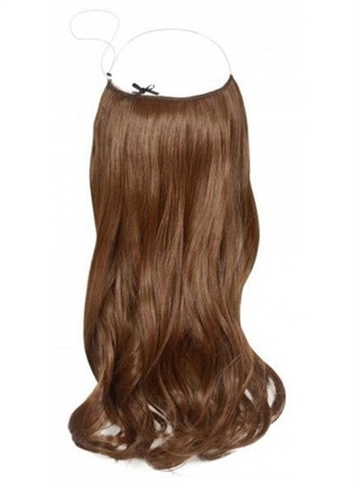 Image of 100% Human Hair Flip In Hair Extensions