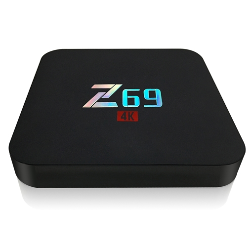 Z69 Android TV Box Quad Core 1GB +16GB Streaming Media Player