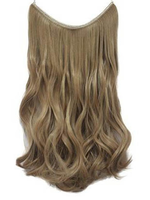 100% Human Hair Flip In Hair Extensions Light Honey Blonde #16