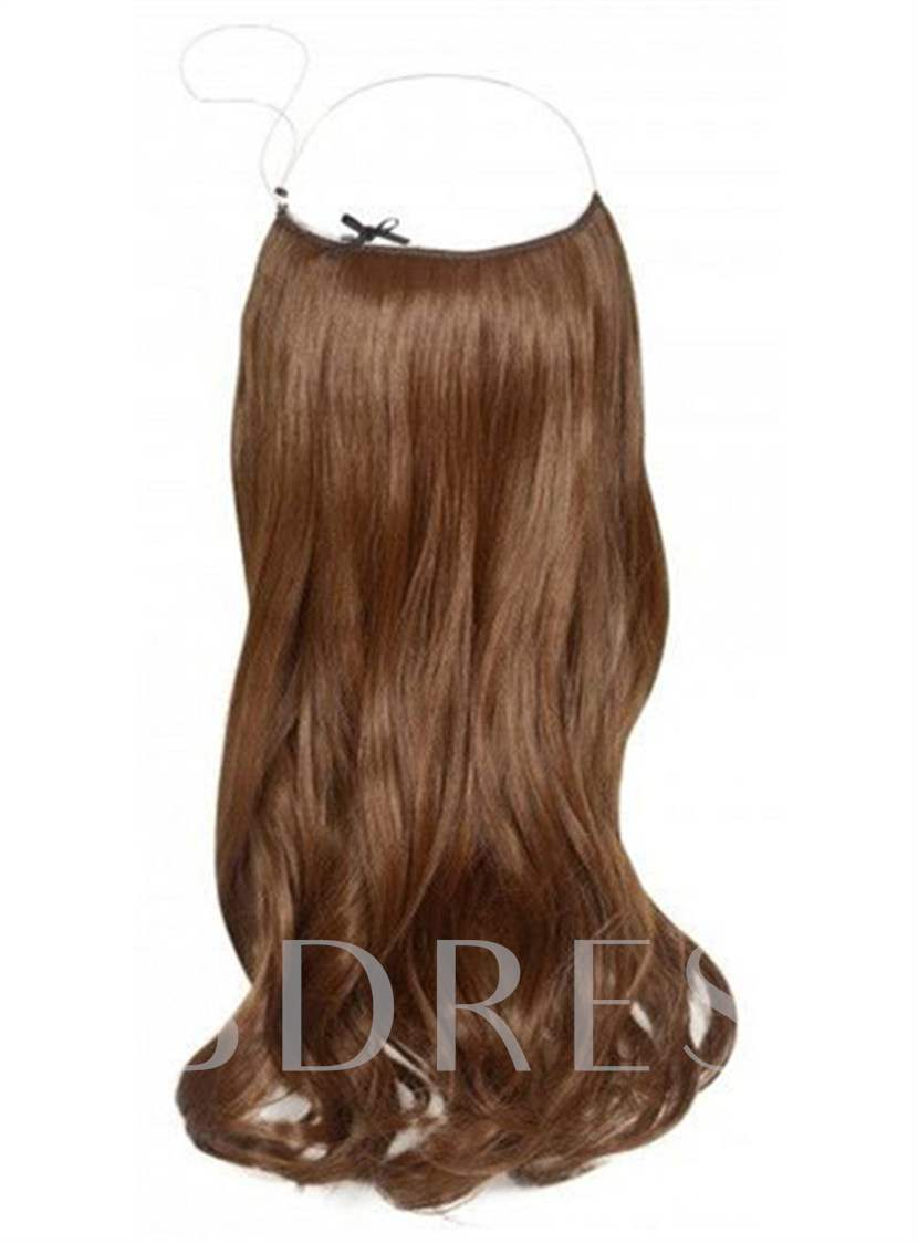100% Human Hair Flip In Hair Extensions