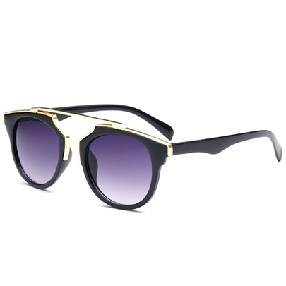 Light Siamesed Frame HD Lens Women's Sunglasses
