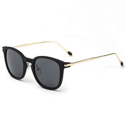Retro Anti UV Lens Metal Frame Sunglasses