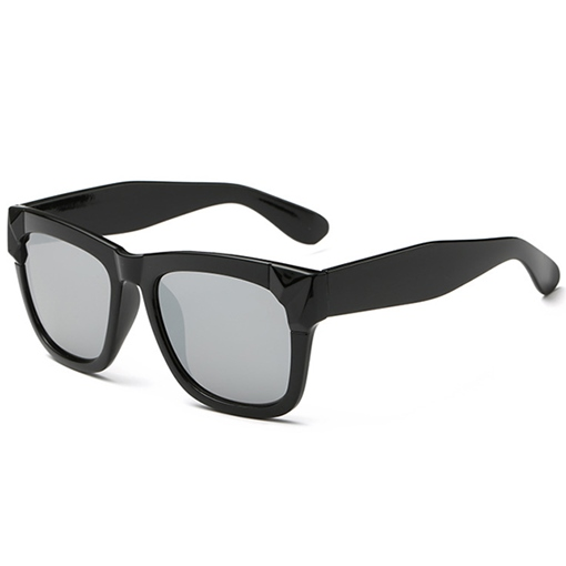 Full Frame Color Lens Unisex Sunglasses