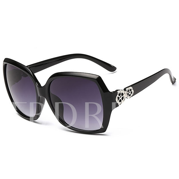 Fashion Full Frame Hd Lens Sunglasses