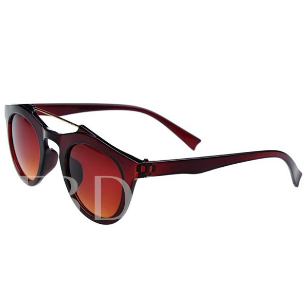 Retro Polarised Anti-UV Outdoor Sunglasses