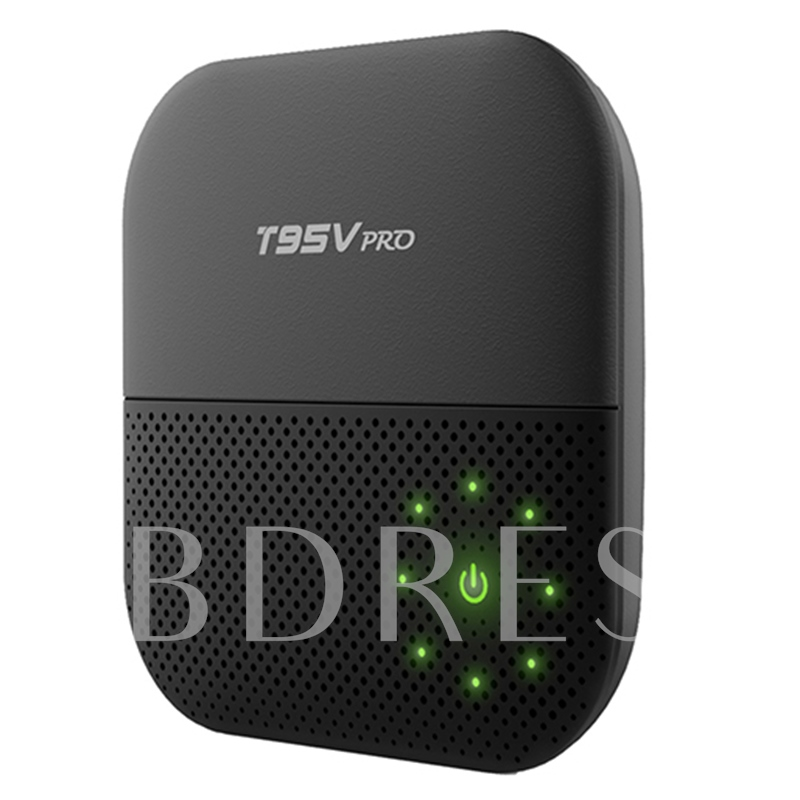 T95V Pro Android 6.0 TV BOX 4K ROM 2GB+16GB 8 Cores