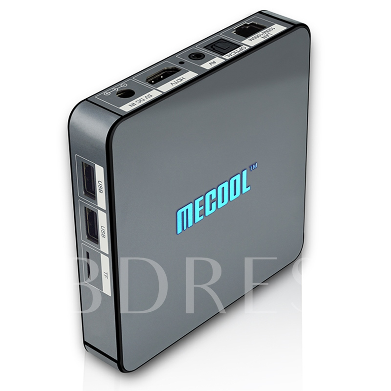 MECOOL BB2 Android TV Box RAM 2G ROM 16G Support Kodi with Antenna