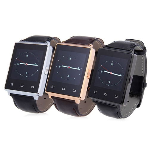 D6 Android Smart Watch Phone Activity Monitor 1GB+8GB Support GPS/Wifi/3G Network