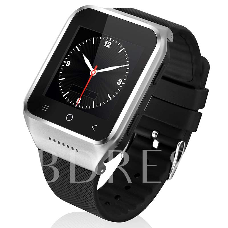 S8 3G Android Smart Watch Phone with 3MP Camera Support Wifi/GPS/SIM Card