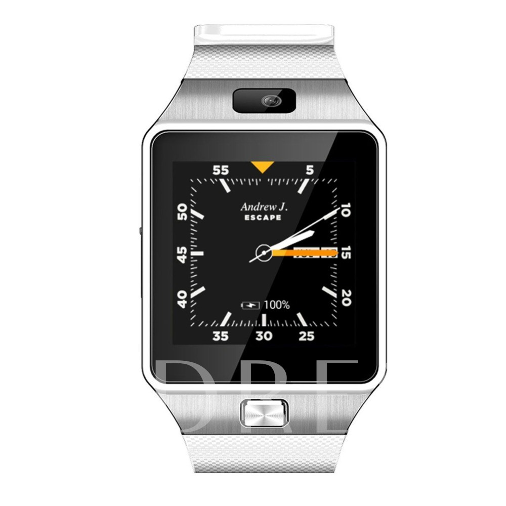 QW09 Android Smart Watch Phone Support Nano SIM Card & Wifi & 3G Network