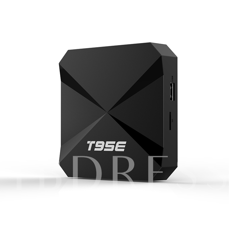 T95E 4K WiFi Android TV Box 1G/8G 3D Graphics Acceleration KD player