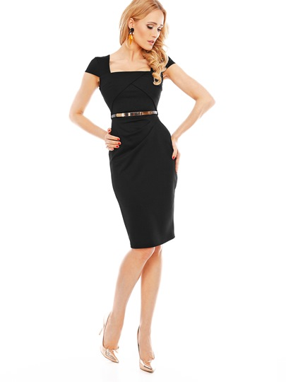 Pullover Bodycon Single Summer Women's Sheath Dress
