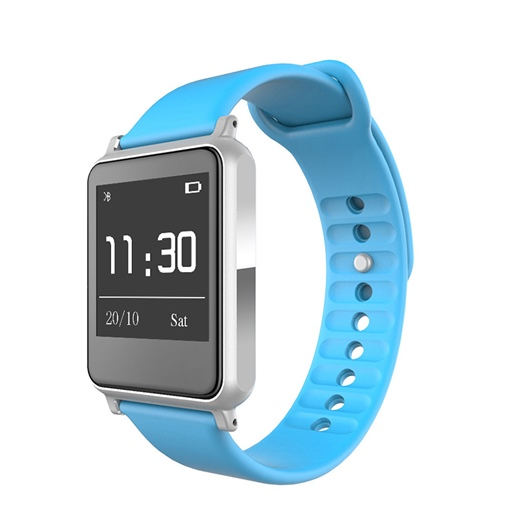 W6s Color Smart Bracelet Multi-motion Mode Heart Rate Monitoring