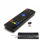T3 2.4g Wireless Air Fly Mouse Keyboard Remote Control Android Mini Pc