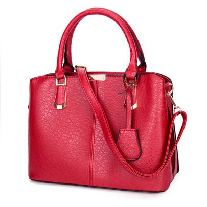 Solid Color Embossed Women Tote Bag 12691630