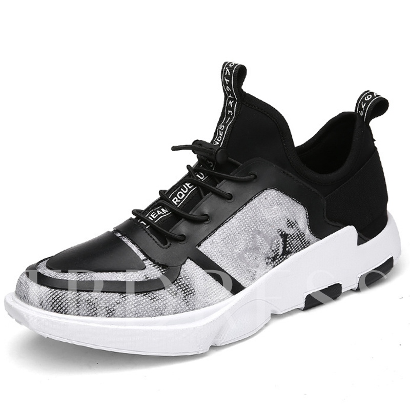 Buy Elastic Band Mesh Floral Patchwork Casual Men's Sneaker, Spring,Summer,Fall, 12789089 for $38.66 in TBDress store