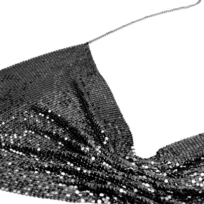 Personality Full Sequins Design Body Chain
