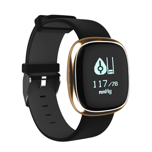 P2 Smart Watch Waterproof Support Blood Pressure Monitor & Wrist Brightness