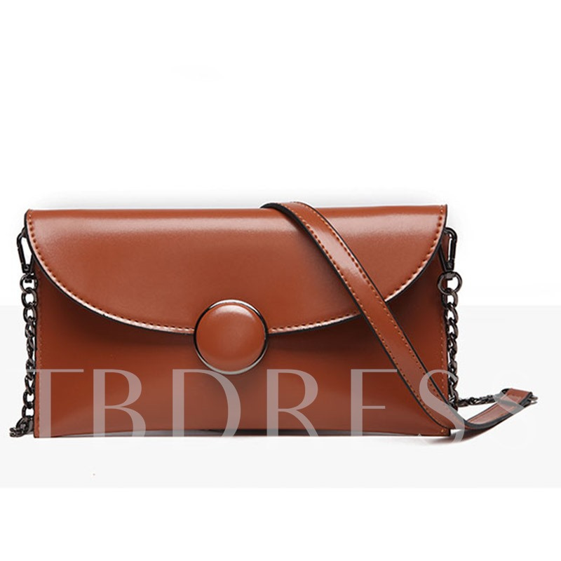 Newest Fashionable Envelope Chain Cross Body Bag