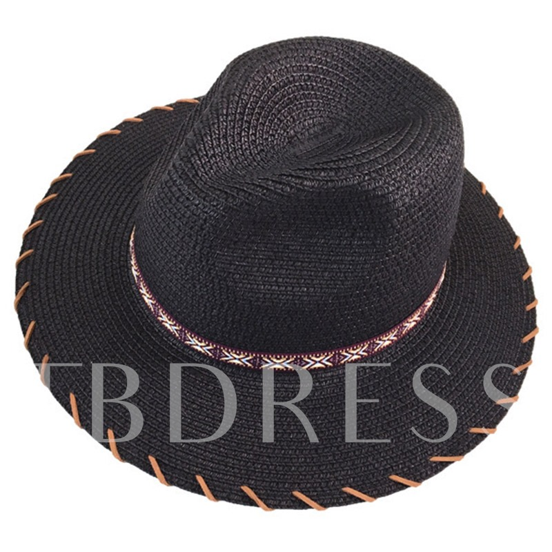 Sunscreen All-Matched Beach Straw Hat