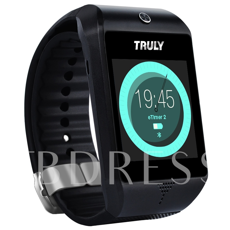 Truly eTimer 2 Actitity Monitor Smart Watch Support Heart Rate Monitor Hands-free Waterproof Smart Bracelet