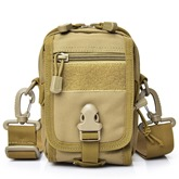 Mini Style Waterproof Outdoor Nylon Men's Bag
