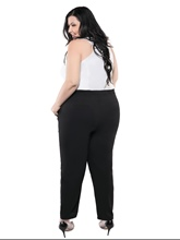 High Waisted Plus Size Women's Plus Size Henri Skinny Trouser