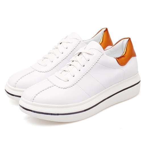 Thick Breathable Platform Women's Foundation Shoes