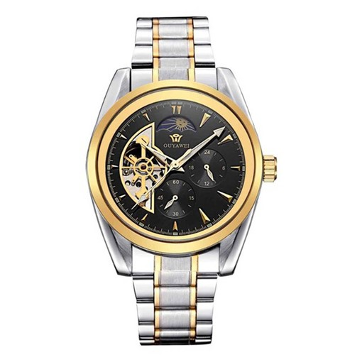 Mechanical Movement Business Men's Watch
