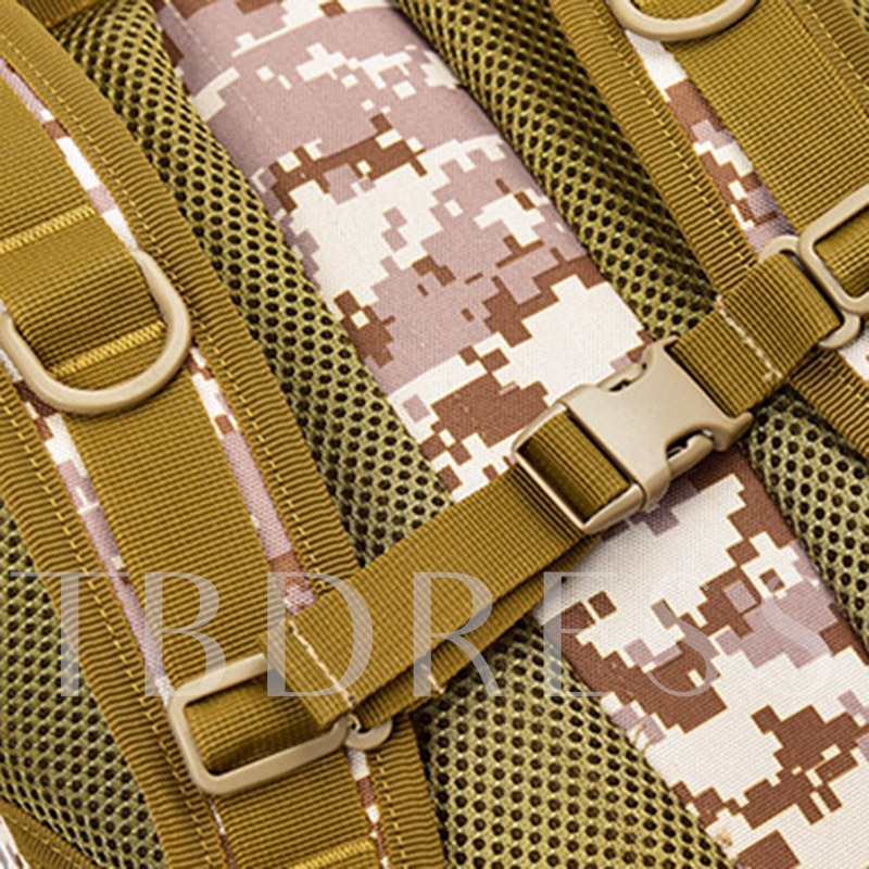Outdoor Series Waterproof Camouflage Men's Bag