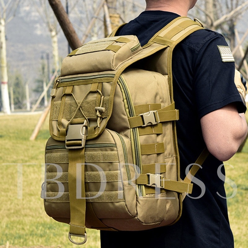 Waterproof Outdoor Mountaineering Oxford Men's Bag