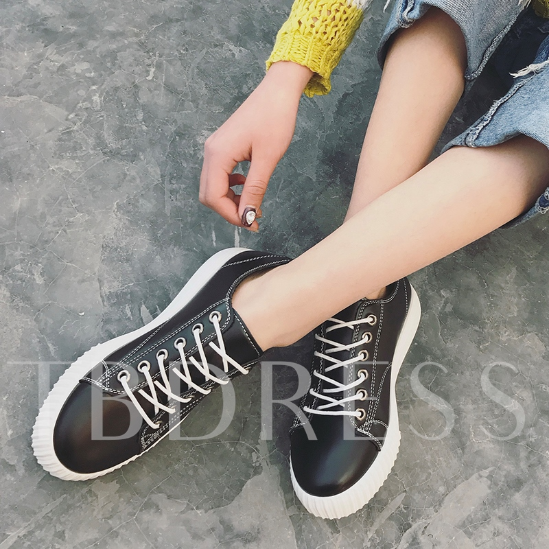 Skate Shoes Women's Flat Sneakers