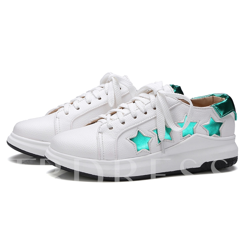 Buy Color Block Skate Women's Foundation Shoes, Spring,Summer,Fall, 12811535 for $35.99 in TBDress store